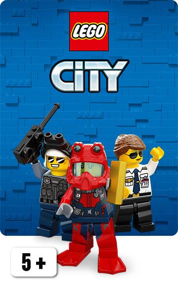 LEGO City | McGreevy's Toys Direct