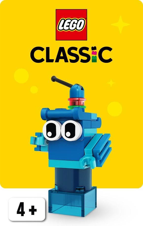 LEGO Classic | McGreevy's Toys Direct