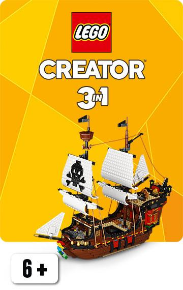 LEGO Creator 3in1 | McGreevy's Toys Direct