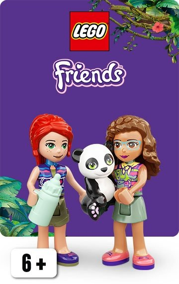 LEGO Friends | McGreevy's Toys Direct