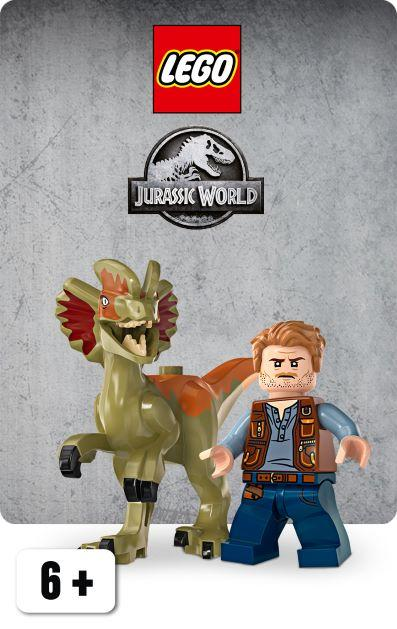 LEGO Jurassic World | McGreevy's Toys Direct