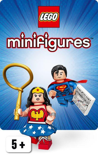 LEGO MiniFigures | McGreevy's Toys Direct