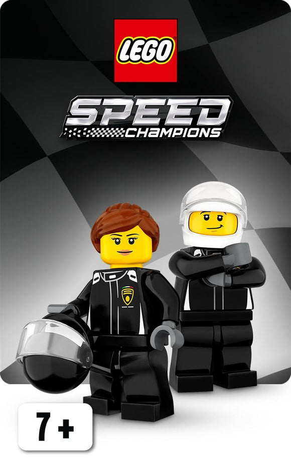 LEGO Speed Champions | McGreevy's Toys Direct