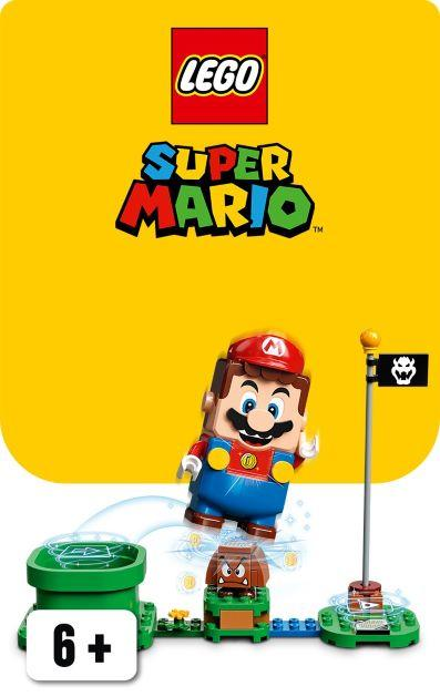 LEGO Super Mario | McGreevy's Toys Direct