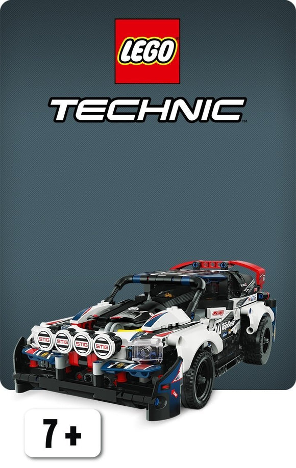 LEGO Technic | McGreevy's Toys Direct
