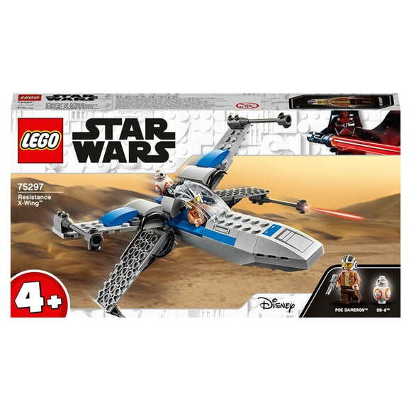 LEGO 75297 Star Wars 4+ Resistance X-Wing