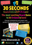 30 Seconds - McGreevy's Toys Direct