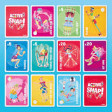 Active Snap - The Keep Fit Card Game! - McGreevy's Toys Direct