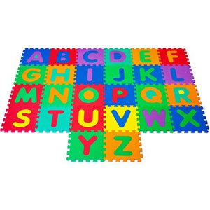 Alphabet Puzzle Playmat - McGreevy's Toys Direct