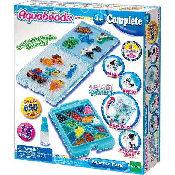 Aquabeads Complete Starter Pack - McGreevy's Toys Direct