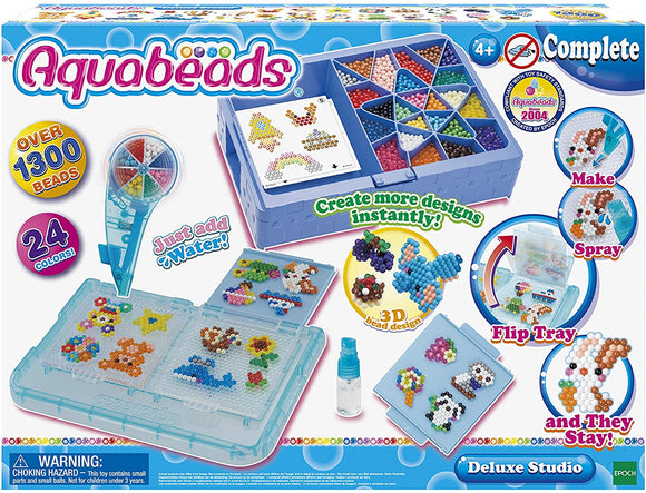 Aquabeads Deluxe Studio - McGreevy's Toys Direct