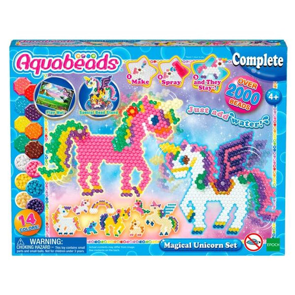 Aquabeads Magical Unicorn Set - McGreevy's Toys Direct