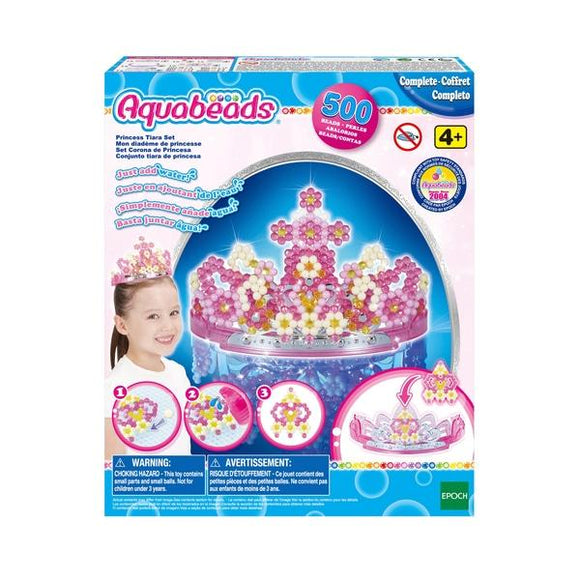 Aquabeads Princess Tiara Set - McGreevy's Toys Direct