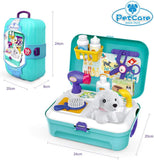 Backpack Pet Groomer Set - McGreevy's Toys Direct