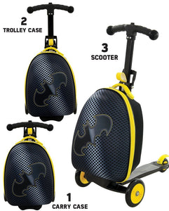 Batman 3-in-1 Scootin' Suitcase - McGreevy's Toys Direct