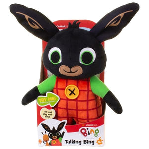 Bing Talking Soft Toy - McGreevy's Toys Direct