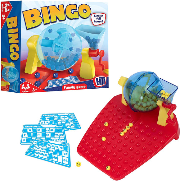 BINGO - McGreevy's Toys Direct