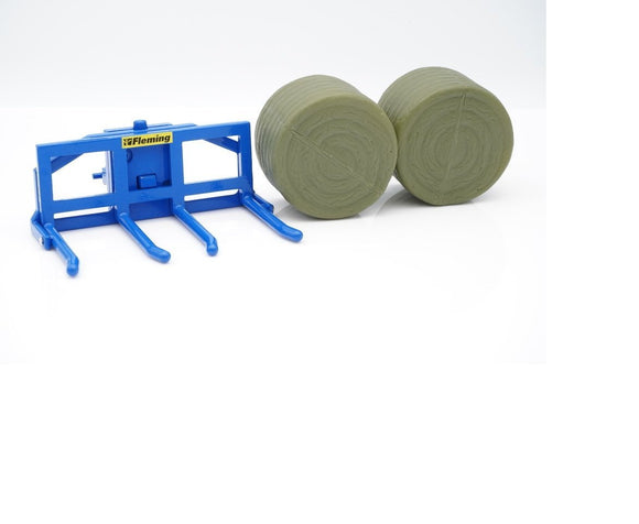 BRITAINS Fleming Double Bale Lift - McGreevy's Toys Direct