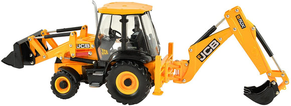 Britains JCB 3CX Backhoe Loader 1:32 Scale - McGreevy's Toys Direct