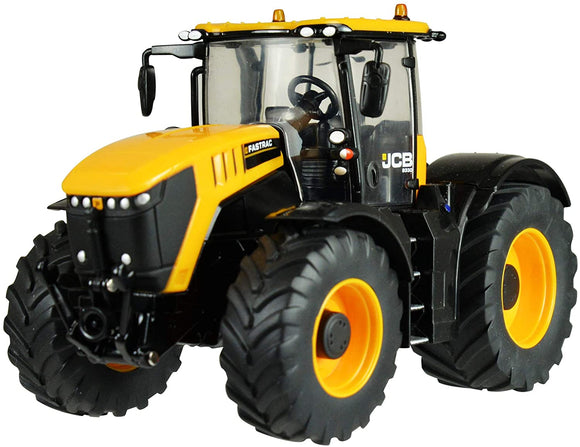 Britains JCB 8330 Fastrac Tractor 1:32 Scale - McGreevy's Toys Direct