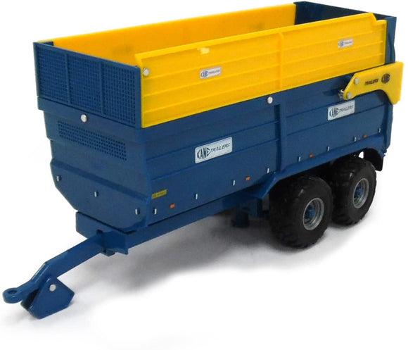 Britains Kane 16 Tonne Silage Trailer - McGreevy's Toys Direct