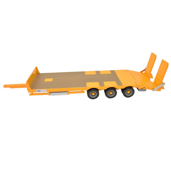 BRITAINS Kane LLTM Low Loader (Yellow) - McGreevy's Toys Direct