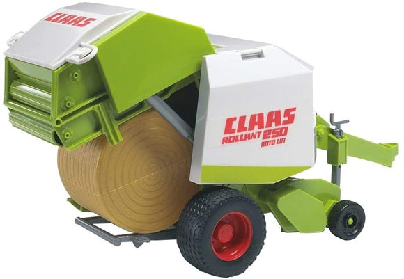 Bruder Claas Rollant 250 Baler - McGreevy's Toys Direct