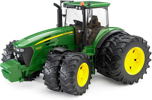 Bruder John Deere 7930 Tractor With Twin Wheels - McGreevy's Toys Direct