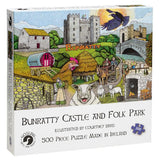 Bunratty Castle and Folk Park 500 Piece Puzzle - McGreevy's Toys Direct