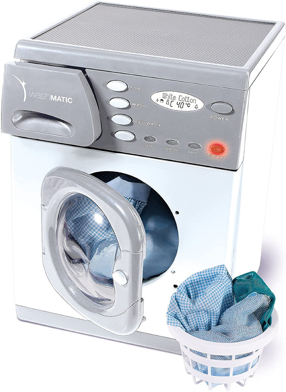 Casdon Electronic Washing Machine - McGreevy's Toys Direct