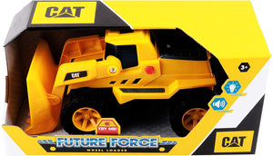 CAT Future Force Wheel Loader - McGreevy's Toys Direct