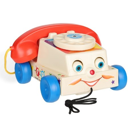 Chatter Telephone - Fisher Price Classic Toys - McGreevy's Toys Direct