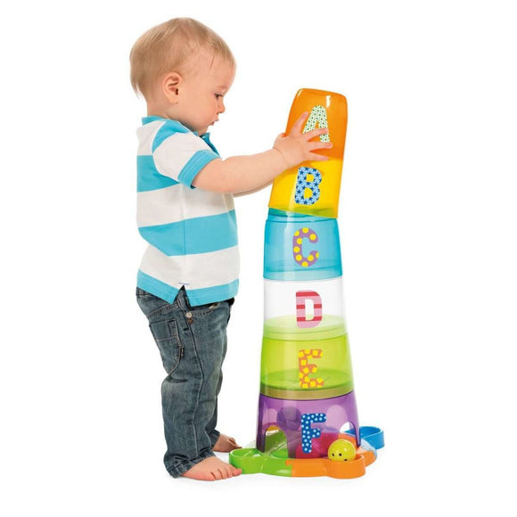 Chicco Stack & Fun Tower - McGreevy's Toys Direct