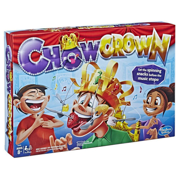 Chow Crown - McGreevy's Toys Direct