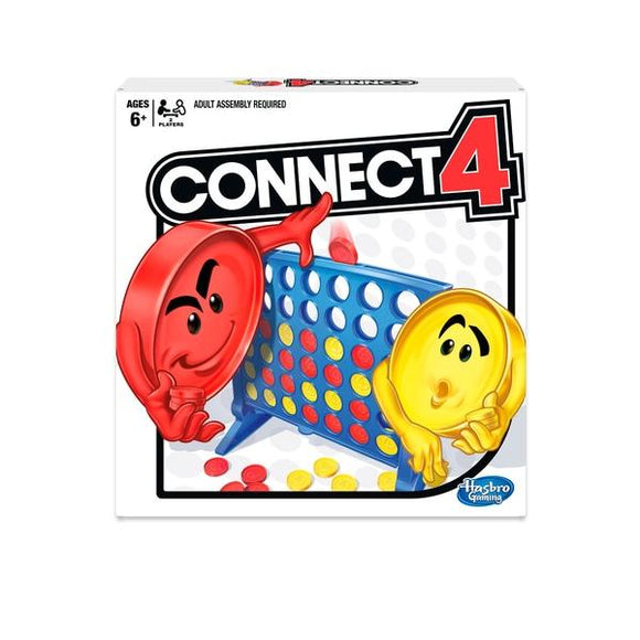 Connect 4 Game - McGreevy's Toys Direct