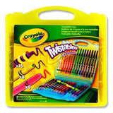 Crayola Case Of 32 Twistables Crayons - McGreevy's Toys Direct