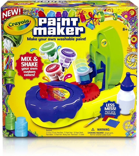 Crayola Paint Maker - McGreevy's Toys Direct