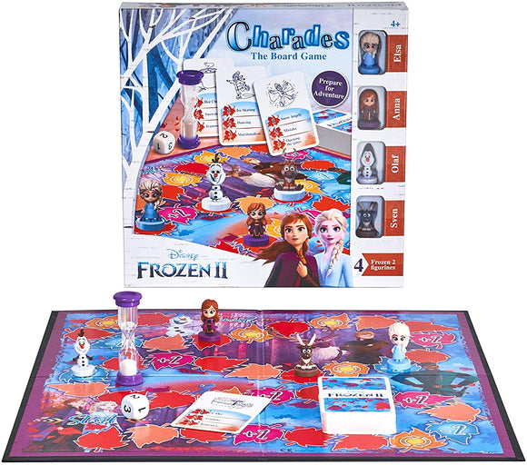 Disney Frozen 2 Charades Board Game - McGreevy's Toys Direct