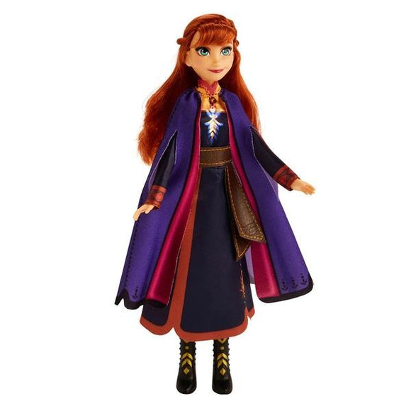 Disney Frozen 2 Singing Anna Doll - McGreevy's Toys Direct