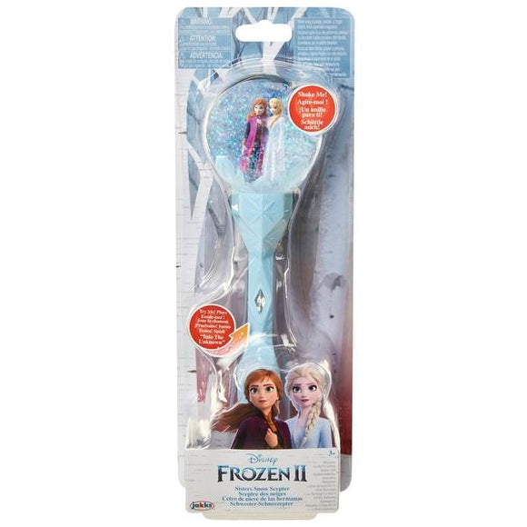 Disney Frozen 2 Sisters Snow Scepter - McGreevy's Toys Direct