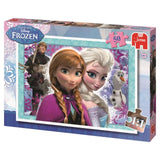 Disney Frozen 50 Piece Puzzle - McGreevy's Toys Direct