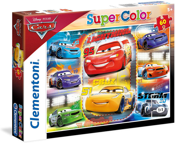 Disney Pixar Cars 3 Puzzle 60pcs - McGreevy's Toys Direct