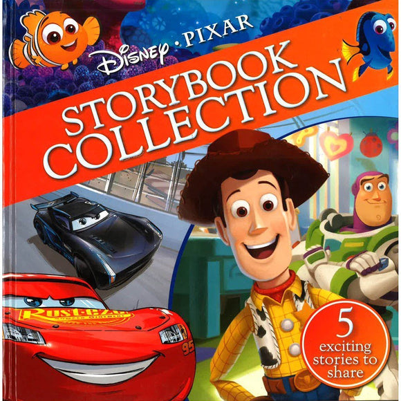 Disney Pixar Storybook Collection - McGreevy's Toys Direct
