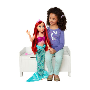"Disney Princess 32"" Playdate Ariel Doll - McGreevy's Toys Direct"