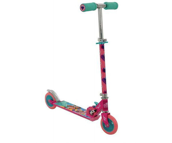 Disney Princess Folding in-Line Scooter - McGreevy's Toys Direct