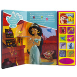 Disney Princess Lift-a-Flap Sound Book - McGreevy's Toys Direct