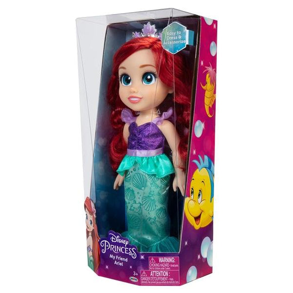 DISNEY PRINCESS My Friend Ariel Doll - McGreevy's Toys Direct