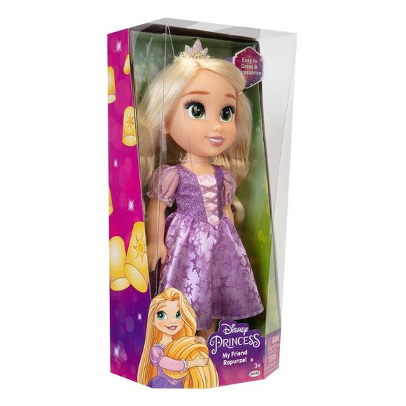 DISNEY PRINCESS My Friend Rapunzel Doll - McGreevy's Toys Direct