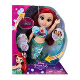 Disney Princess Sing & Sparkle Ariel Doll - McGreevy's Toys Direct