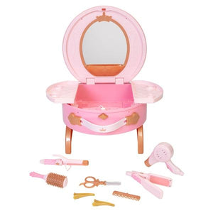Disney Princess Style Collection Light Up & Style Vanity - McGreevy's Toys Direct